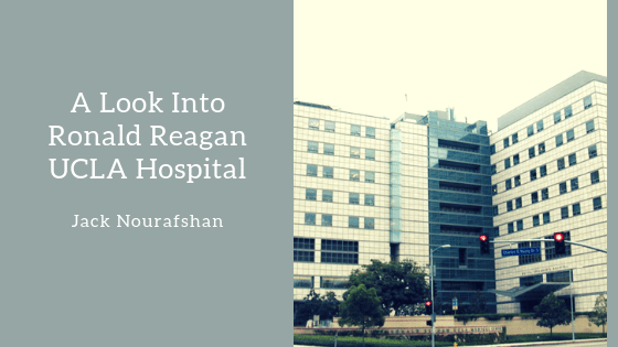 A Look Into Ronald Reagan UCLA Hospital