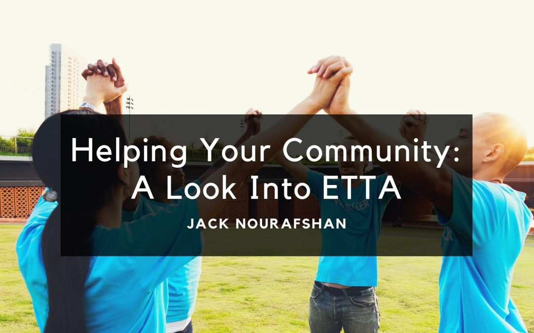 Helping Your Community: A Look At ETTA