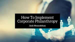 JN How To Implement Corporate Philanthropy