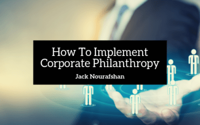 How To Implement Corporate Philanthropy