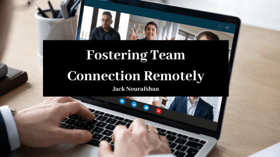 Fostering Team Connection Remotely