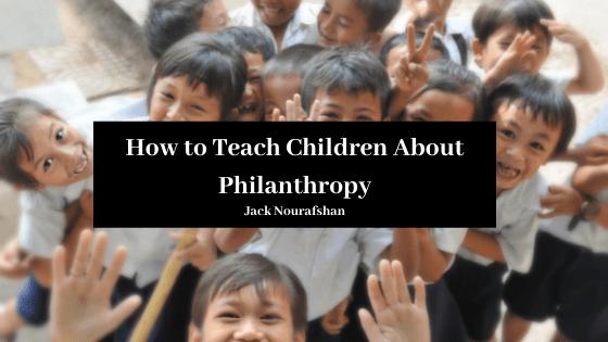 How to Teach Children About Philanthropy